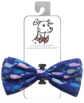 Whale Watch Bow Tie