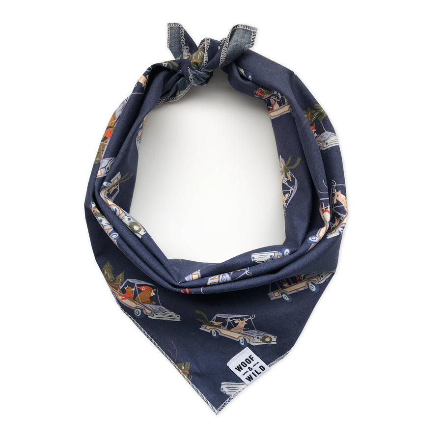 Woof and Wild - Woody - Dog Bandana