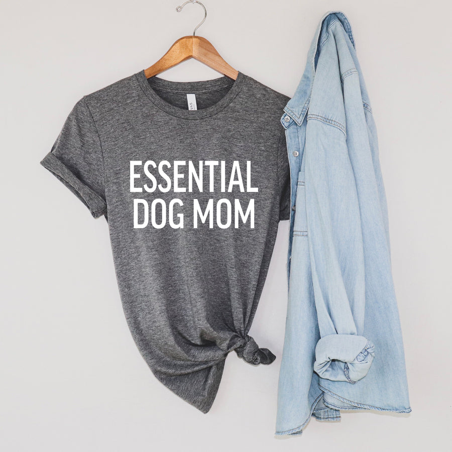 Essential Dog Mom T-Shirt