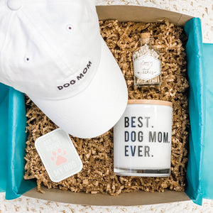Best Dog Mom Ever Gift Box Set