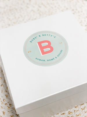 Behind Every Great Woman Gift Box Set - Pink