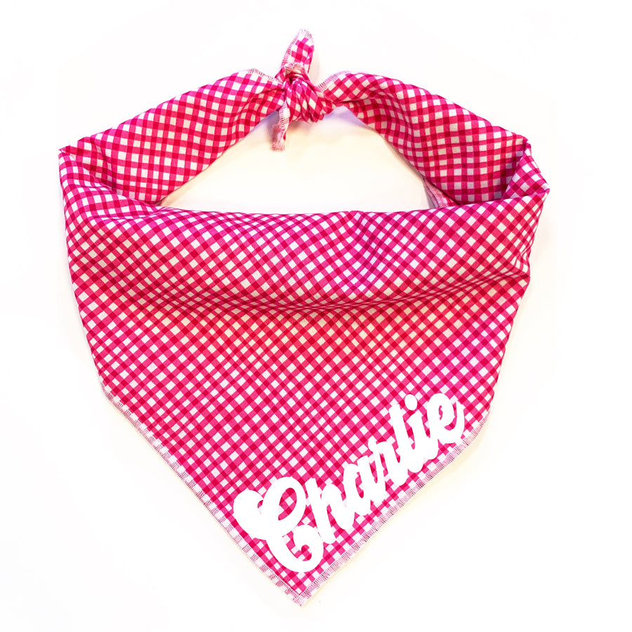 Sweetheart Dog Bandana