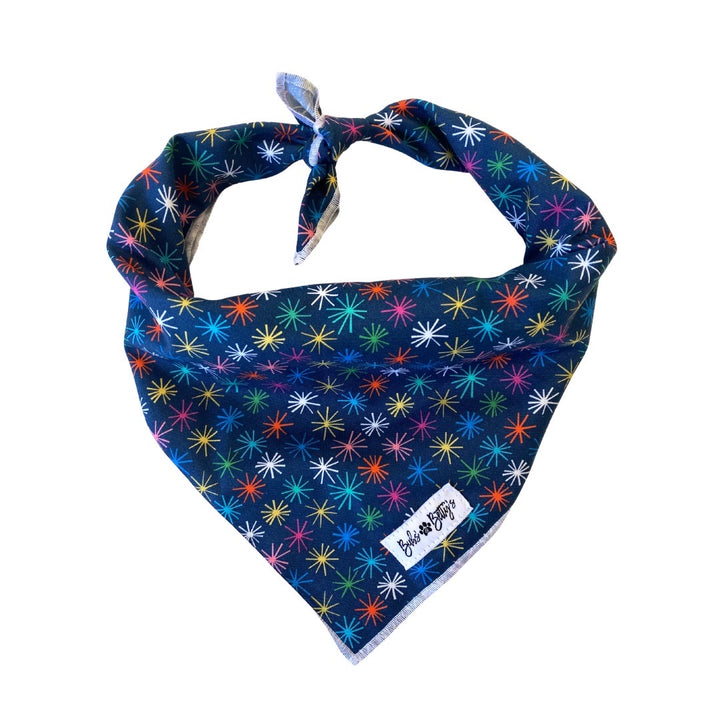 Wintertide Dog Bandana
