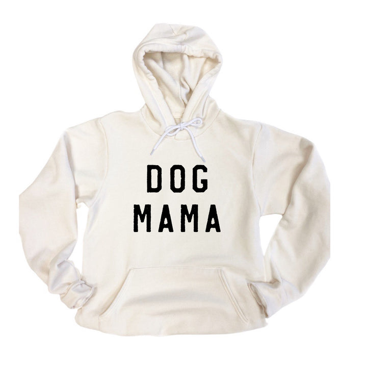 Dog Mama Hooded Pullover Sweatshirt - PREORDER