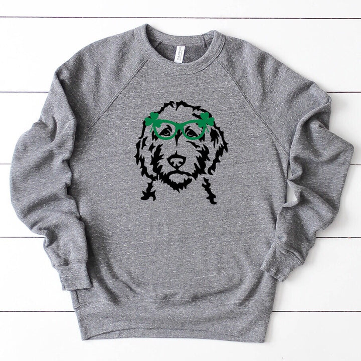 Lucky Doodle St. Patrick's Day Sweatshirt