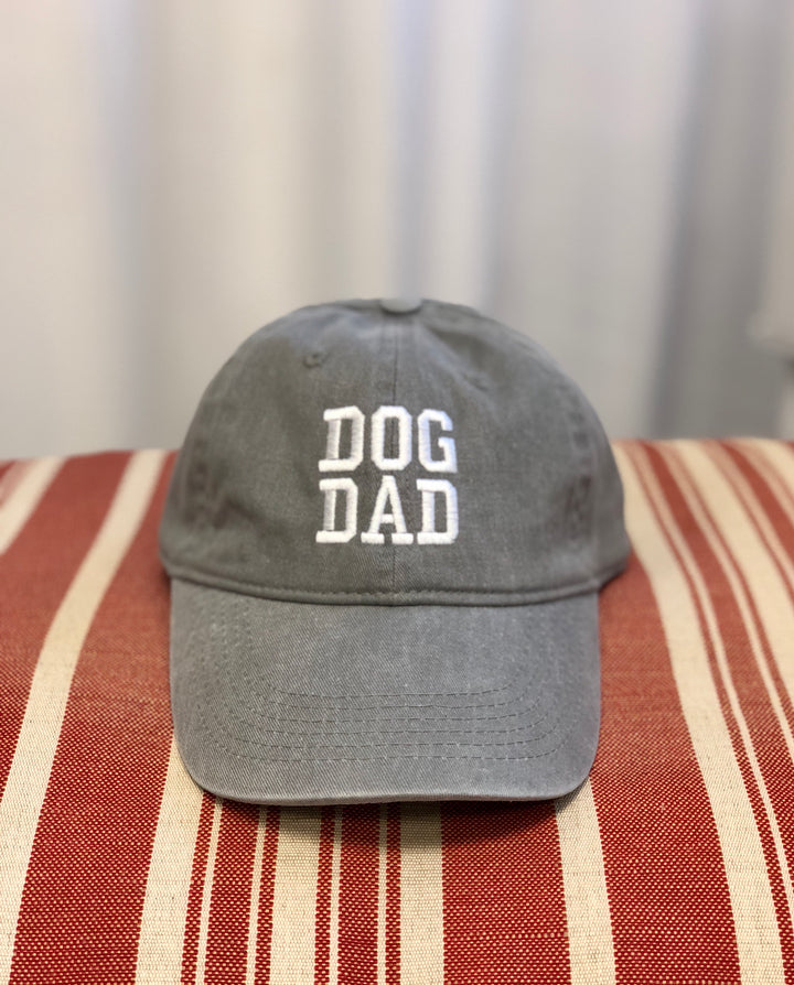 Dog Dad Canvas Baseball Hat - Wholesale