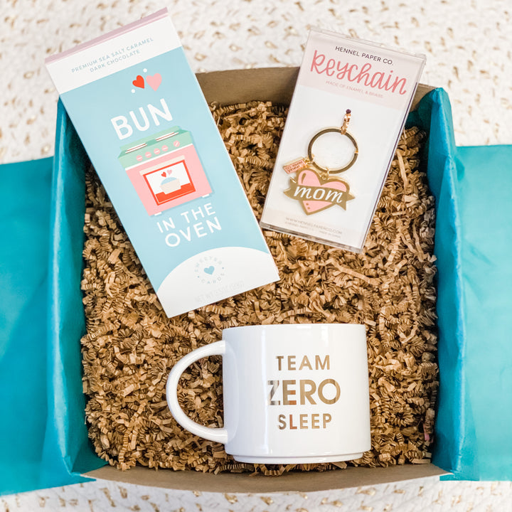 Mama-to-be Gift Box