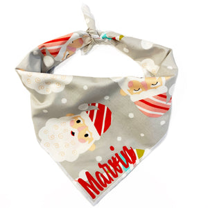 St. Nick Dog Bandana