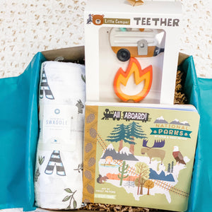 Happy Camper Gift Box