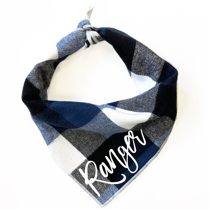 Durango Denim Dog Bandana