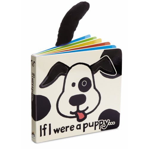 If I Were a Puppy Board Book