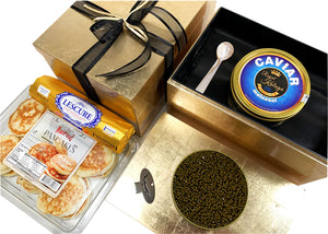 Royal Caviar Gourmet Set 8oz