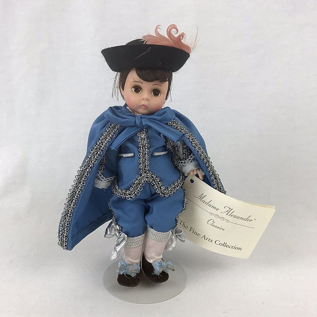 Madame Alexander Gainesborough's Blue Boy Doll