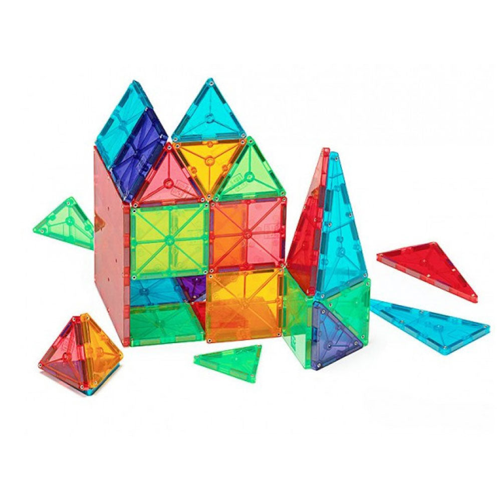 Magna Tiles 100PC Clear