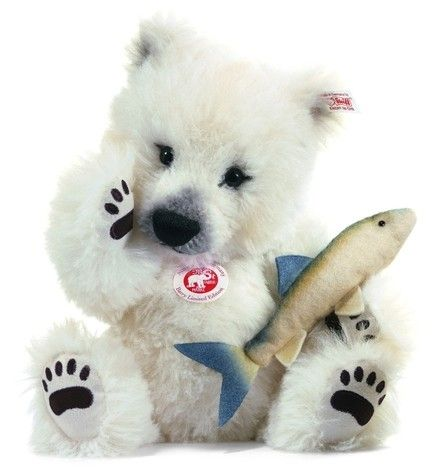 Steiff Barry Polar Bear Cub