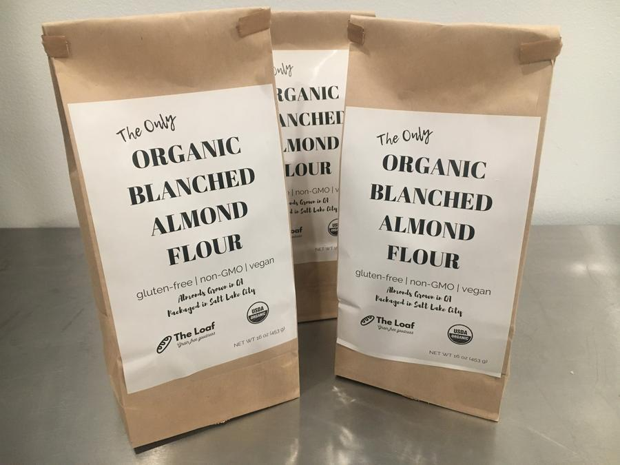 Certified Organic Blanched Almond Flour - The Loaf