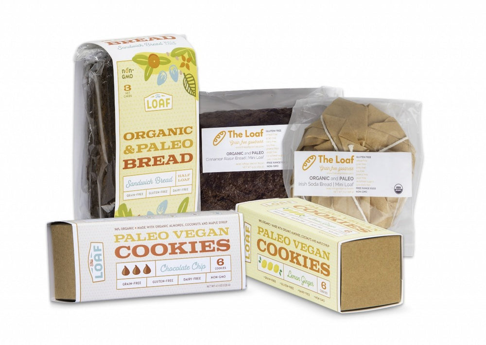 The Loaf Sampler Pack