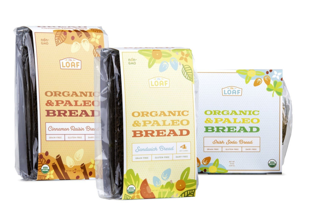 The Paleo Bread Lovers Pack