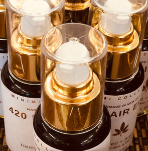 3 Pack 420 Hair Oil Elixir (Pre-order)