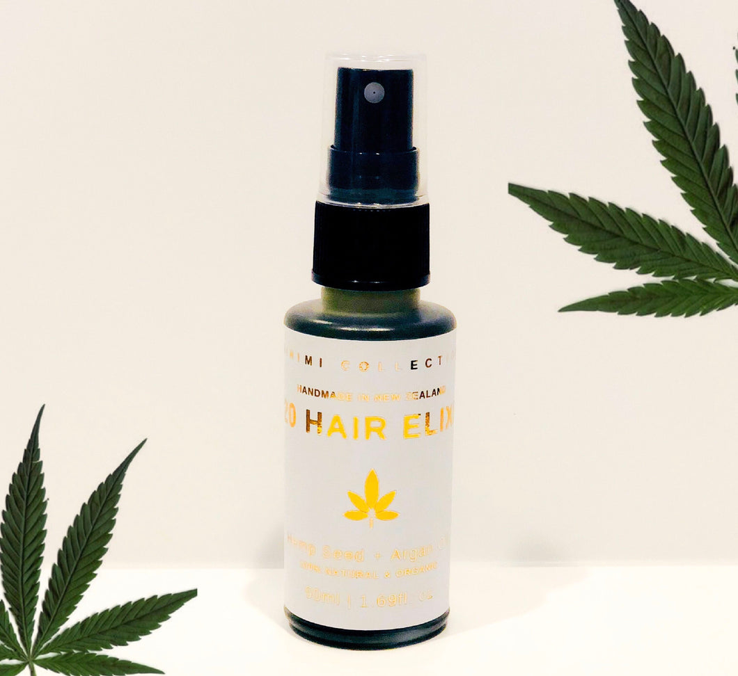 420 Hair Elixir Oil