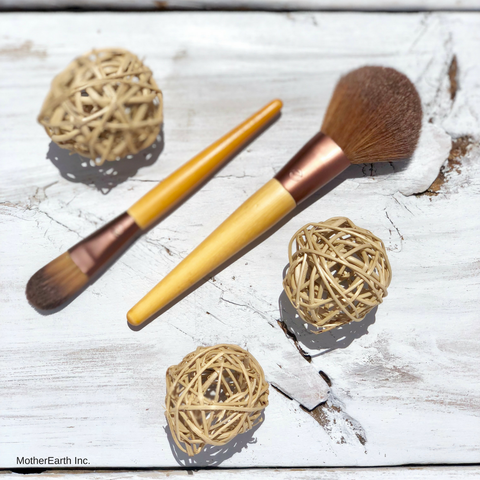 Eco Tools Makeup Brushes - MotherEarth Inc.