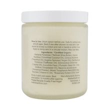Load image into Gallery viewer, Nontoxic Body Butter | Ingredients | MotherEarth Inc.