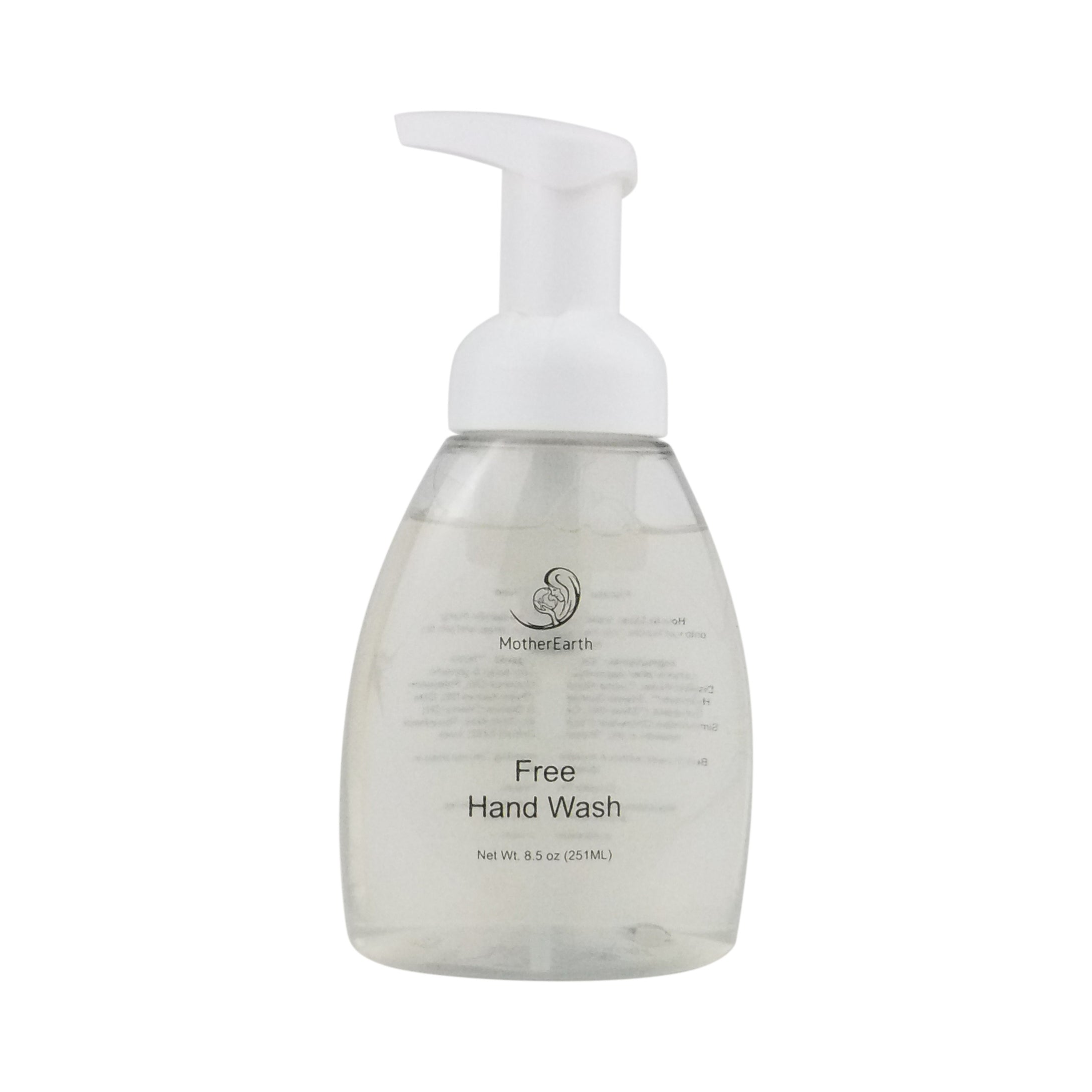 Nontoxic Hand Wash | Unscented | MotherEarth Inc.