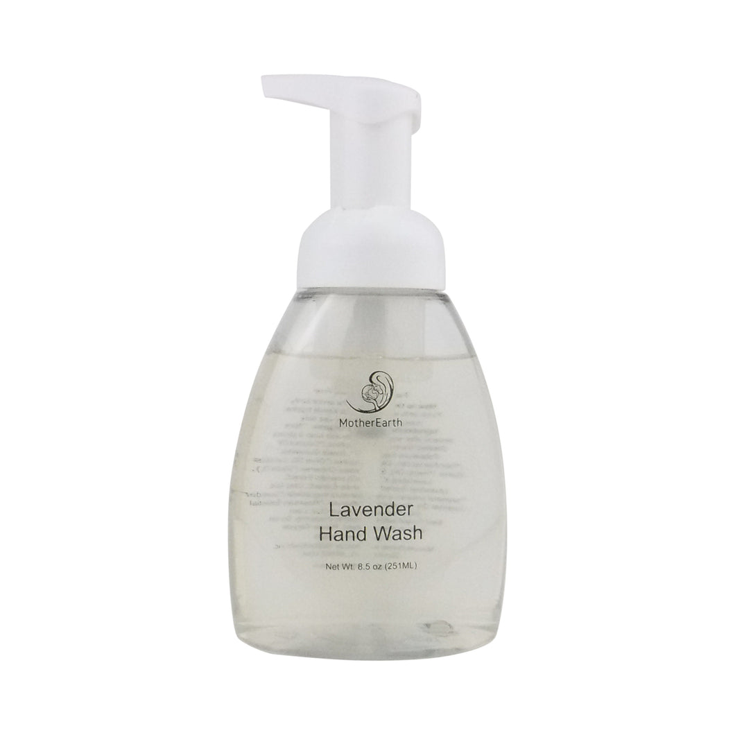 Non-Toxic Hand Wash | Lavender | MotherEarth Inc.