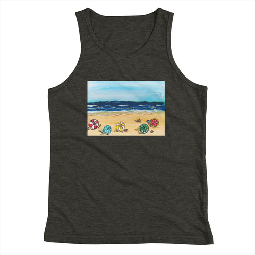 Grom Tank top featuring Robert Moses Field 5 Illustration