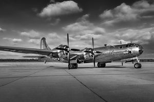"""The Fortress"" B29 Bomber"