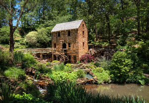 """The Old Mill"" - Little Rock, AR"