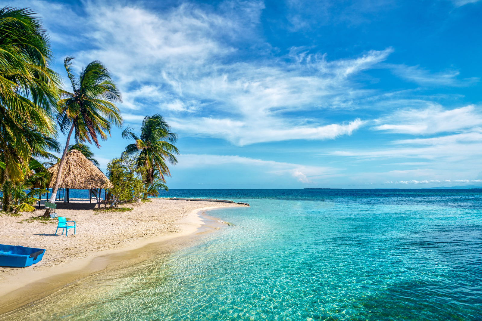"""Island Fever"" - Rendezvous Caye, Belize"