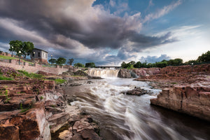 """In Motion"" - Sioux Falls, South Dakota"
