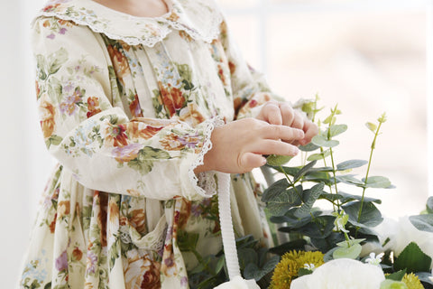 Wynter Floral Dress