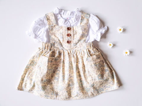 Buttercup Pinafore