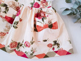 Festive Suspender Skirt