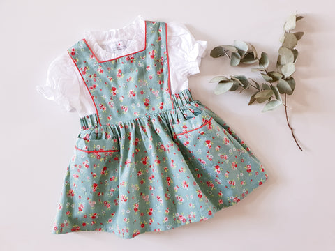 Holly Pinafore