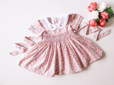 Josie Smocked Dress