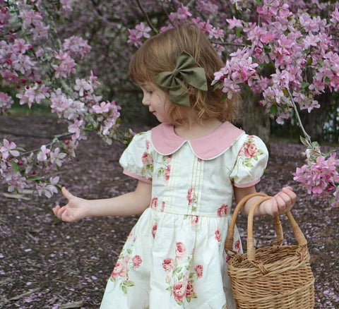 Old Blush Vintage Dress