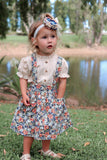 Hattie Suspender Skirt