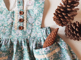 Evergreen Pinafore