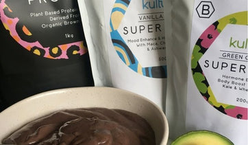 My favourite breakfast with Kulture Superfoods | kulture.store