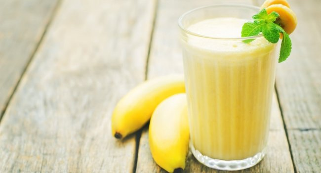 Pineapple, Banana Smoothie | kulture.store