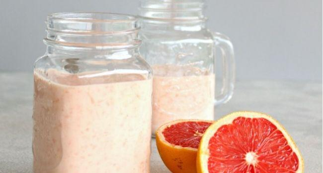 Pink Grapefruit Smoothie | kulture.store