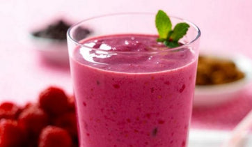 Raspberry & Apple Smoothie | kulture.store