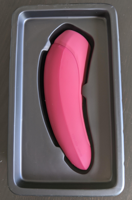 just for you desires - satisfyer curvy 1+ unboxing