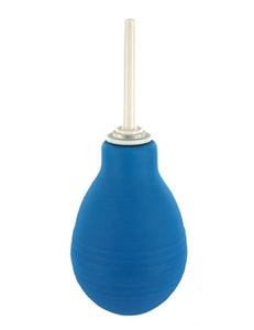 Bulb Anal Clean Enema Blue
