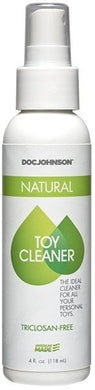 Natural Toy Cleaner - Triclosan-Free - Spray 4 fl. oz. - Just for you desires