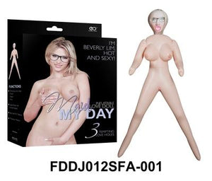Maid My Day Doll Beverly Lim Flesh - Just for you desires