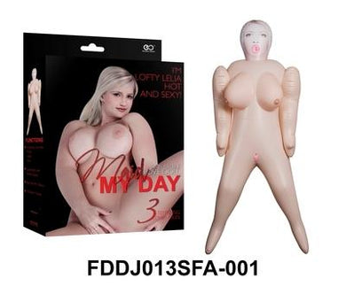 Maid My Day Doll Lofty Leila Flesh - Just for you desires